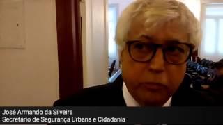 CPI DAS GANGUES: José Armando da Silveira faz palestra na Câmara
