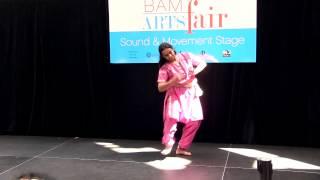 2013-07-26 Bharatanatyam Demo by Subhashini at Bellevue Arts Fair