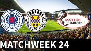Rangers vs St. Mirren - 2018-19 Scottish Premiership - PES 2019