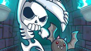 Skelattack, un juego de plataformas que nos traen Ukuza y Konami 😈