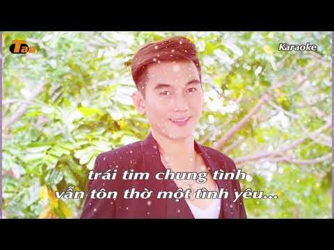 Karaoke Nuốt lệ Làm vui \\ Phi Bằng  - Dương Hồng Loan