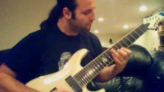 8 String Guitar Tuning