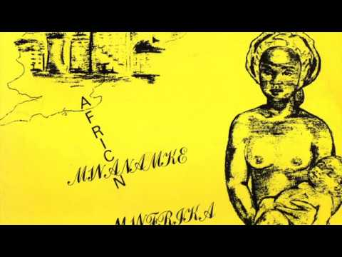 Mwanamke Mwafrika - African Woman Abroad (1982 AWLP101 UK) Full Album