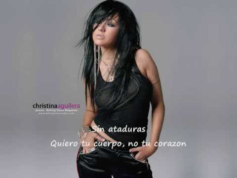 Christina Aguilera - Get Mine Get Your (Español Subtitulos)