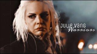 Julie Vang/Джулия Ванг — Warriors [битва экстрасенсов]