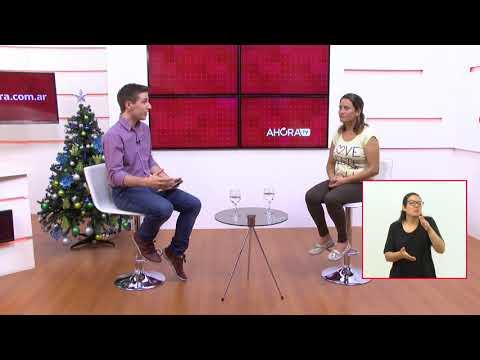 AHORA TV | Entrevista a Marianela Salzmann