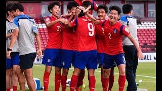 Korea Republic vs Oman: AFC U-16 Championship 2014
