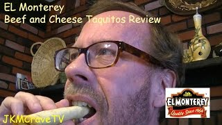 El Monterey Beef And Cheese Taquitos Review