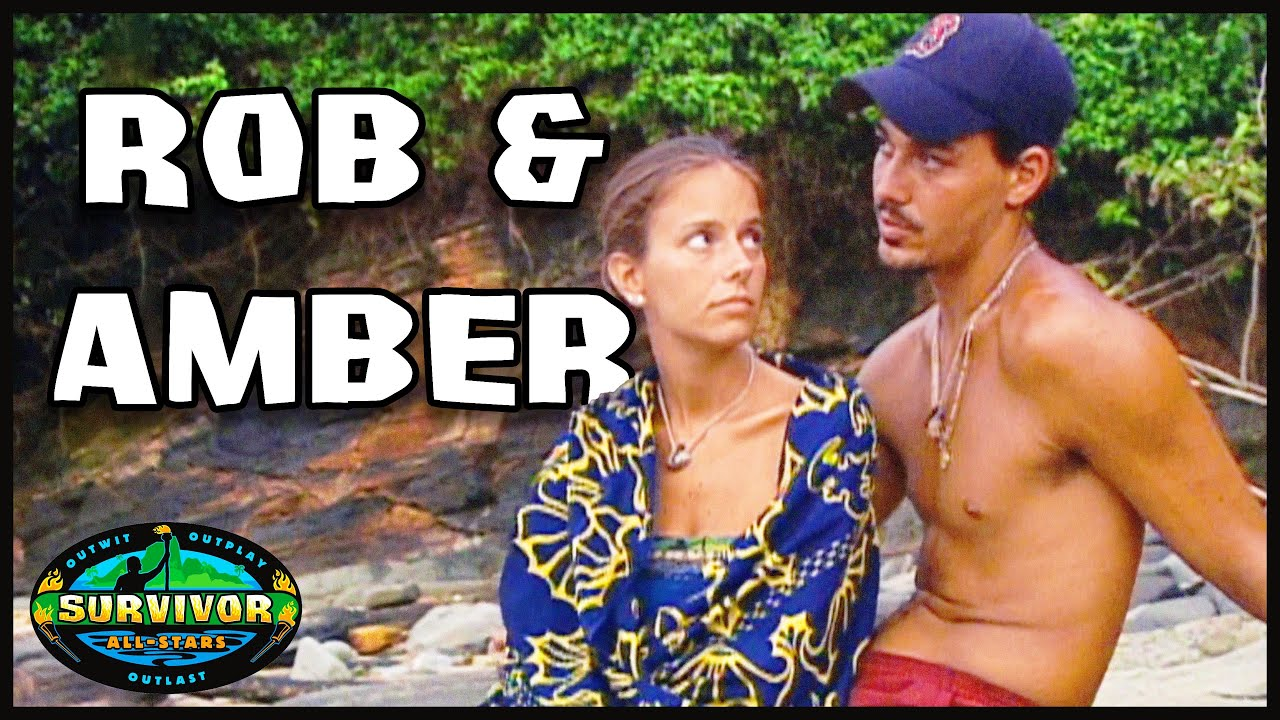 Download Beauty and the Beast: The Story of Boston Rob & Amber - Survivor: All-Stars