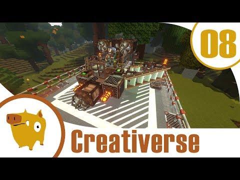 "Creativerse | ""The Industrial Update"" | S4 E8"