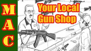 Do you support your local gun shop?