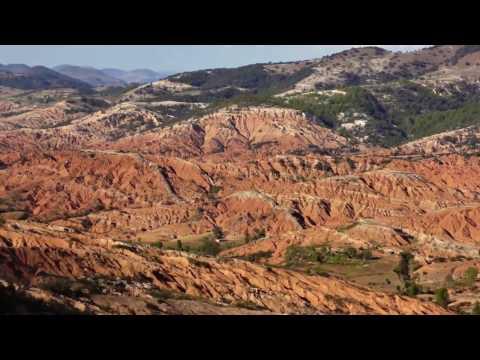 Mixteca Alta UNESCO Global Geopark, Oaxaca, Mexico