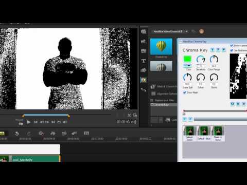 Corel Videostudio Pro X8 Drop Shadow And Chroma Key Filters By Gripps
