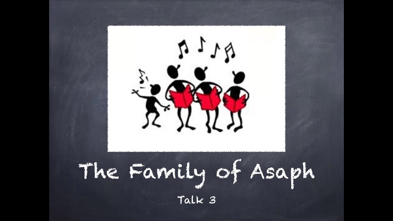 Who was the Asaph mentioned in the Book of Psalms?
