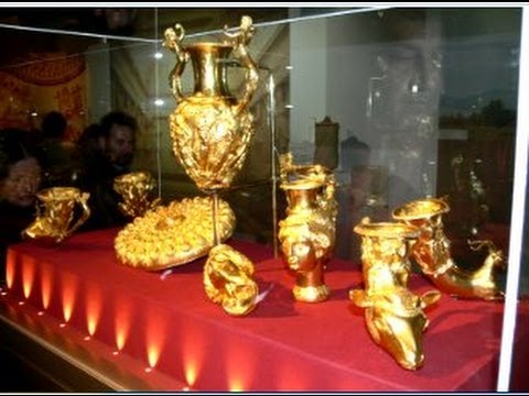 Top 7 Most Amazing Treasures Ever Found