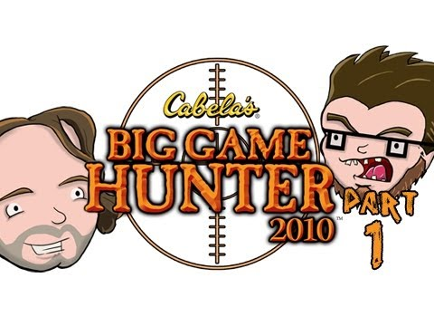 Angry Hunter : Motorcycle Wolves - Cabela's Big Game Hunter 2010 Part 1 streaming vf