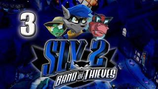 Sly Collection: Sly 2 Band of Thieves: Walkthrough Let's Play  Eps. 3