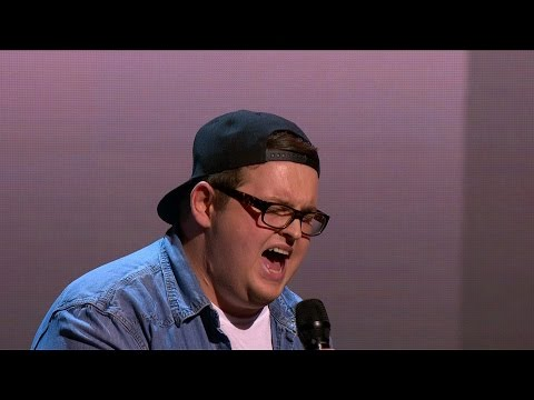 The Voice of Ireland Series 4 Ep1 - Patrick James - Red - Blind Audition