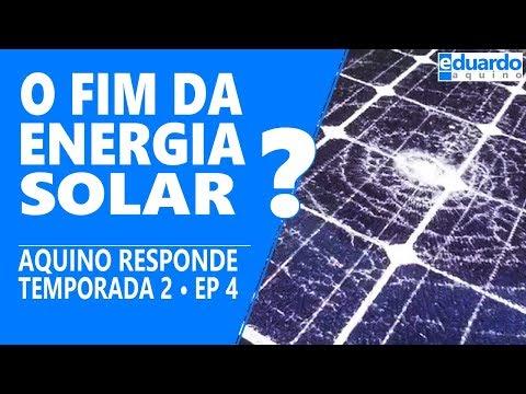 A Energia Solar OnGrid está AMEAÇADA no Brasil | T8 • #206
