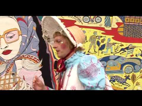 Grayson Perry interview Part 1