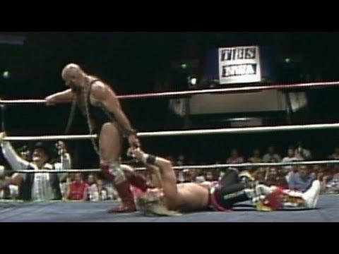 Ricky Morton Vs. Ivan Koloff - Russian Chain Match