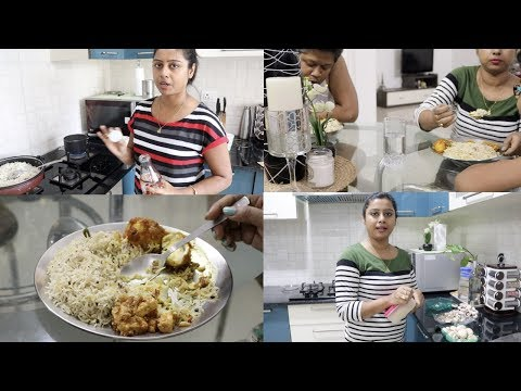 Indian Vlogger Soumali || My Morning Begins at Kitchen 😉