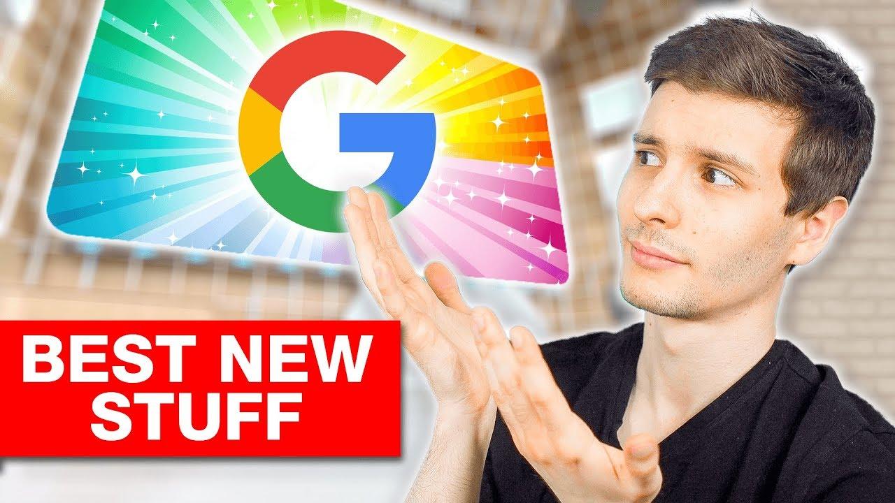 Googles neue Ankündigungen! (Nur coole Sachen) + video
