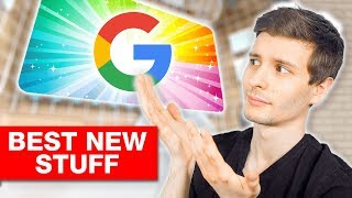 Google's New Announcements! (Cool Stuff Only)