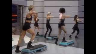 CHER FITNESS - Step workout