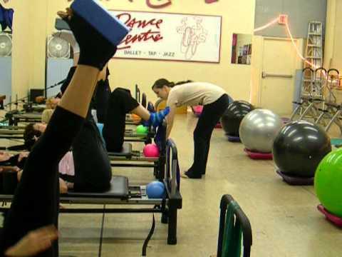 Pilates Group Class 2