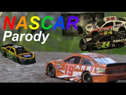 NASCAR Parody - The Real Reason Carl Retired