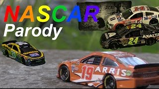 Repeat youtube video NASCAR Parody - The Real Reason Carl Retired