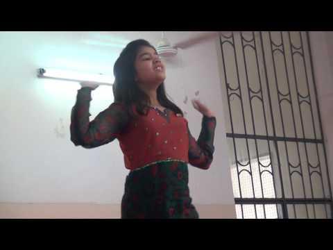 Aao Bacho Tumhe Dikhaye - Dance by Nehal Sharma - Hanuman Nagar Vikas Samiti, Jaipur