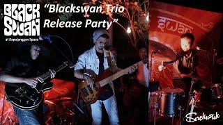 Blackswan Trio - Album Release Party At Kapujanggan Space