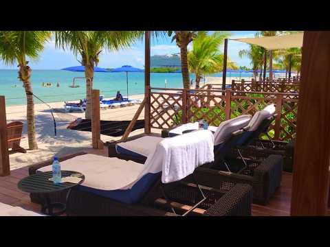 Harvest Caye, Belize Luxury Beach Villa/Island Tour