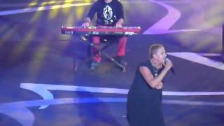 "Natalia Sikora z The Voice of Poland cover Janis Joplin ""Cry Baby"" -  Sabat Czarownic 4 Kielce 2013"