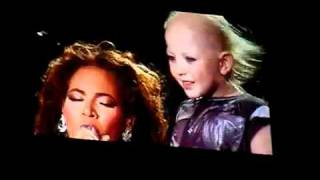 Beyoncé sings HALO to a child who has leukemia (Live in Sydney)