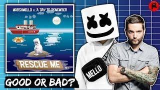 Baixar Marshmello & A Day To Remember - Rescue Me | Good or Bad Collab?
