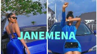 JANEMENA LATEST VIDÉO | best of janemena #twerk 2020 [best compilation twerk by WE twerking]