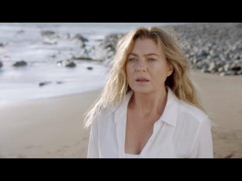 Download Grey's Anatomy Season 17 (Episode 3) Meredith and Derek Beach Scene