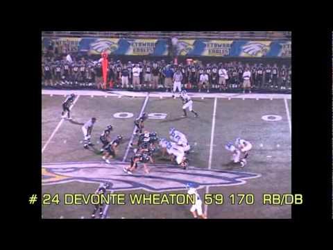 Devonte Wheaton Junior Highlight Video