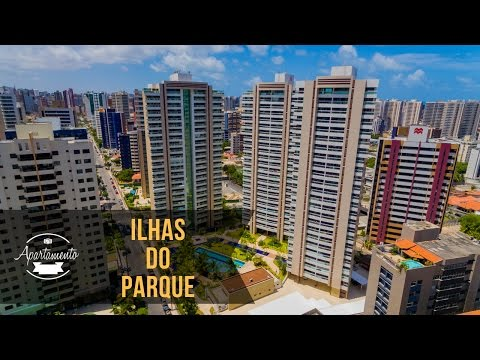 ILHAS DO PARQUE RESIDENCE - COBERTURA DUPLEX NO BAIRRO COCÓ EM FORTALEZA CEARA