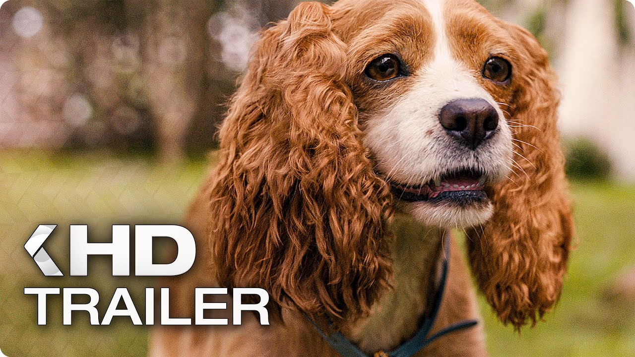 Lady And The Tramp Trailer 2 2019 Youtube