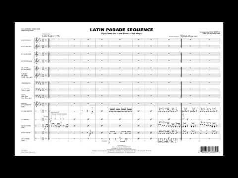 Latin Parade Sequence arr. Paul Murtha & Will Rapp
