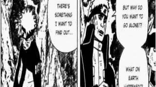Naruto Manga 443