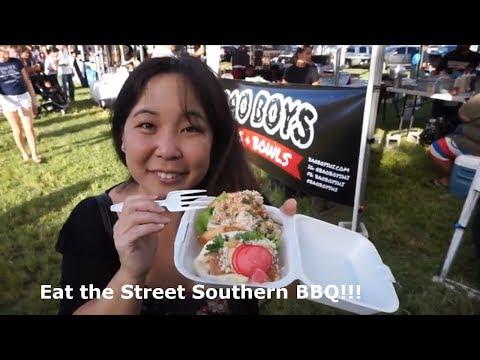 Eat The Street BBQ (Honolulu, Hawaii) 2017
