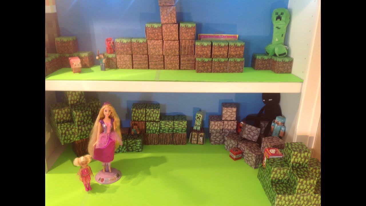 minecraft barbie mod