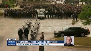 End of Watch Final call for fallen MPD Officer Michael Michalski