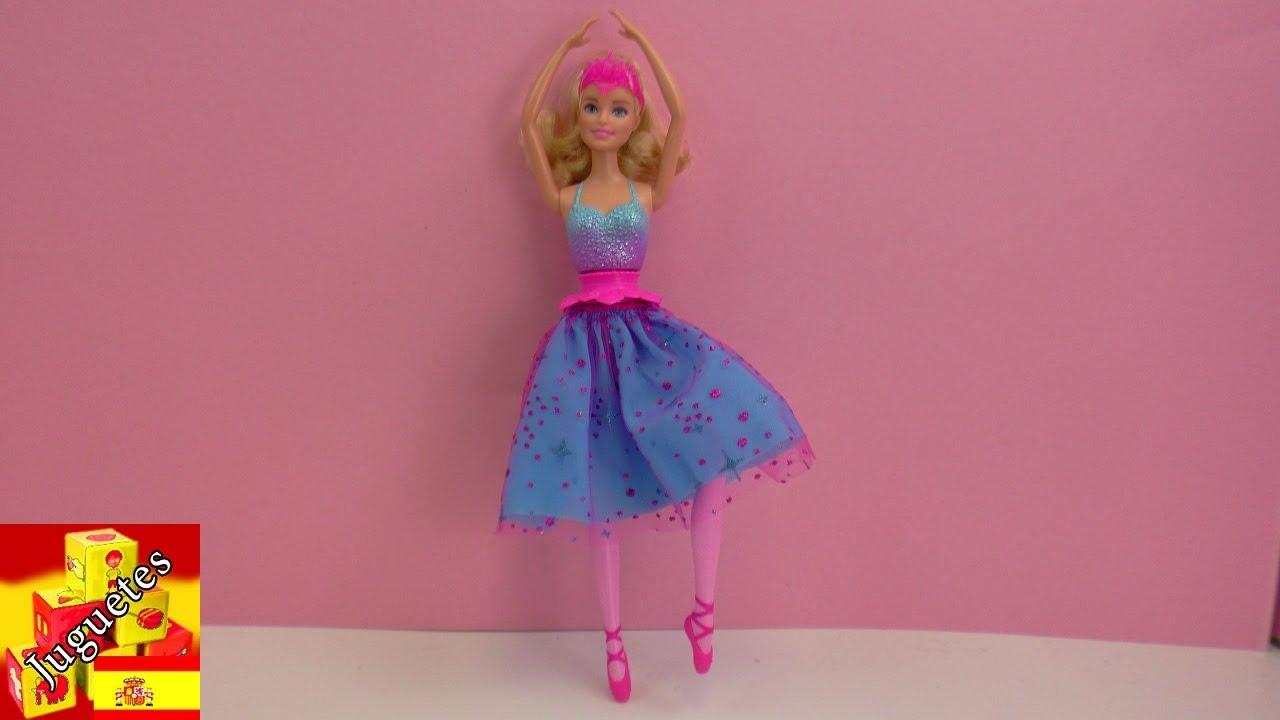 Demo Unboxing Barbie De BalletMattel Bailarina 80ynwPvmNO