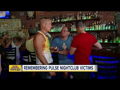 Second anniversary of Pulse massacre marked by art, litigation